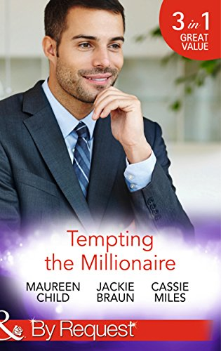 book cover of Tempting the Millionaire