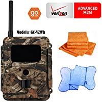 Spartan HD GoCam (Verizon Version) 3G Wireless, Blackout Infrared (2-year warranty) - Bonus Package