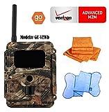 Spartan HD GoCam (Verizon Version) 3G Wireless, Blackout Infrared (2-year warranty) - Bonus Package