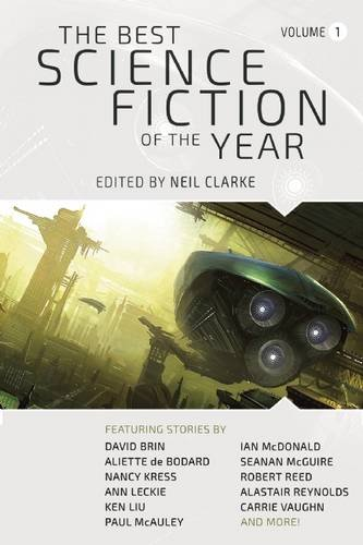 the-best-science-fiction-of-the-year-volume-one
