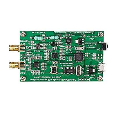 Erthree LTDZ_35-4400M Spectrum Analyzer for Win NWT4,Spectrum Analyzer with Tracking Source Module Serial Port