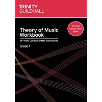 Theory of Music Workbook Grade 1 (2007) (Trinity Guildhall Theory of Music)