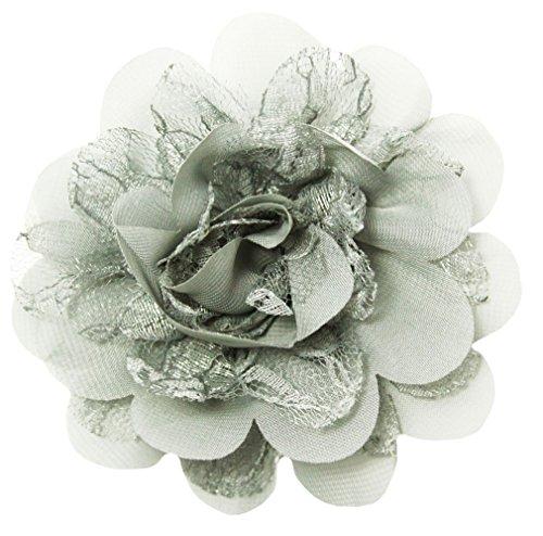 Wholesale Princess Chiffon Fabric Flower product image