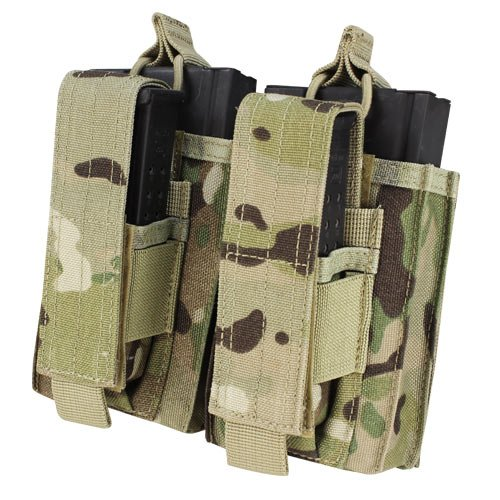 Double M14 Kangaroo Mag Pouch - Color: Multicam ()