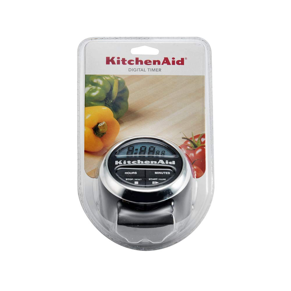 Black KitchenAid Digital Timer