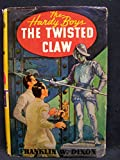 The Hardy Boys-The Twisted Claw with Yellow Spine dust Jacket