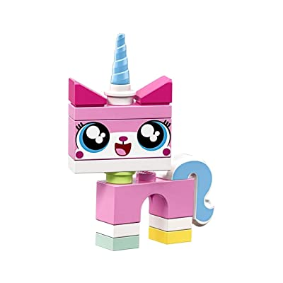 LEGO The Movie 2 Collectible Minifigure - Unikitty with Sparkle Eyes (Sealed Pack): Toys & Games