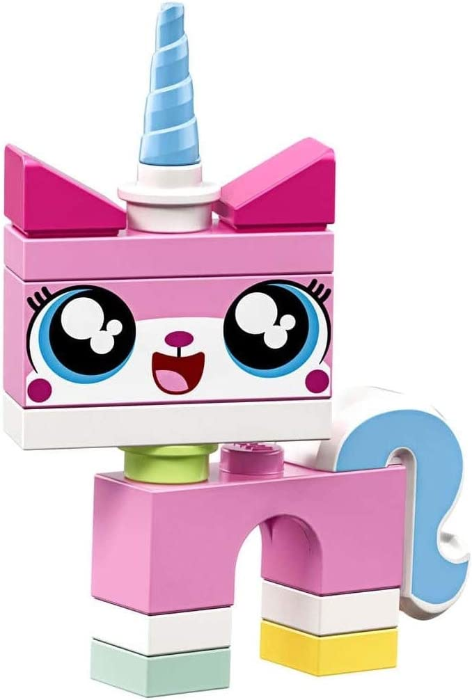 LEGO The Movie 2 Collectible Minifigure - Unikitty with Sparkle Eyes (Sealed Pack)