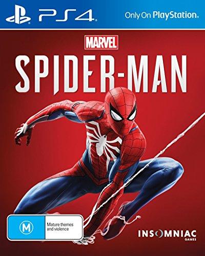 Marvels Spider-Man - Playstation 4 (PS4)
