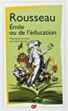 img - for Emile Ou De L'education Edition Andre Charrak (French Edition) book / textbook / text book