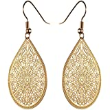 Threader Earrings: Gold Earrings for Women Gold...