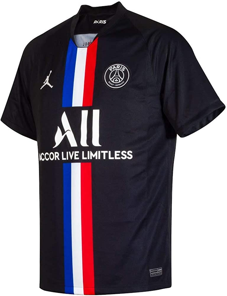 Amazon Com Nike Psg Air Jordan 4th Jersey 2019 2020 Clothing