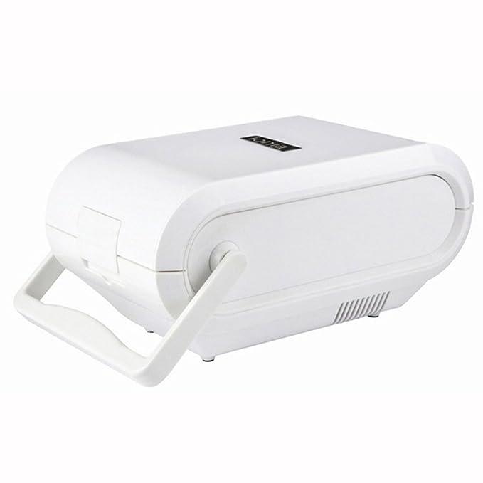NOBRAND Refrigerador Portable más Caliente del Coche Refrigerador ...