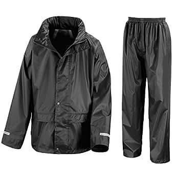 Result Core Core junior rain suit Black XS