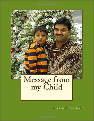 Message from my Child: Message from my Child