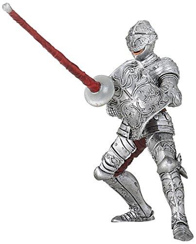 Papo Knight in Armour Figure, Multicolor