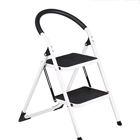 Fantastic Amazon Com Bfqy Folding Step Stool Step Ladder 2 3 Step Gmtry Best Dining Table And Chair Ideas Images Gmtryco