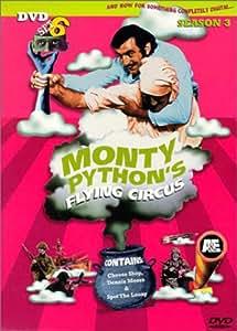 Monty Python's Flying Circus - Set 6 (Epi. 33-39)