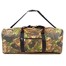 Camouflage Duffle Bag (Extra Large 36 inch)