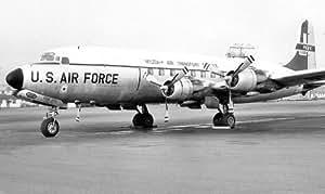 1/144 C-118A USAF Mats