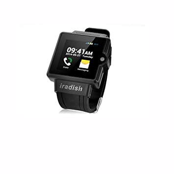 "iradish i6 1,54 ""MTK6577 1.2GHz 3G Reloj inteligente Smart watch Smart"