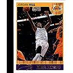 0ff8b9c2523e98 2013-14 NBA Hoops  14 Jordan Hill Los Angeles Lakers Official Basketball  Card.
