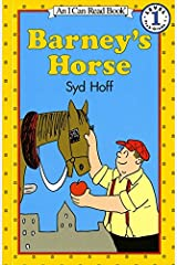 Barney's Horse (I Can Read Level 1) Paperback