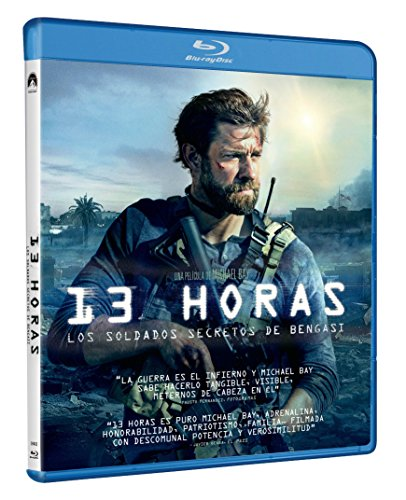 13 Horas : Los Soldados Secretos de Bengasi - 13 Hours: The Secret Soldiers Of Benghazi [Non-usa Format: Pal -Import- Spain ]