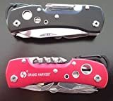 Swiss Style Army Pocket Knife By Grand Harvest- 14 multi...