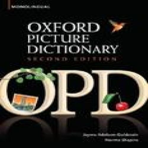 Oxford Picture Dict.:Monolingual