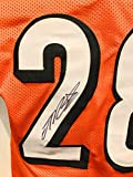 Joe Mixon Cincinnati Bengals Signed Autograph