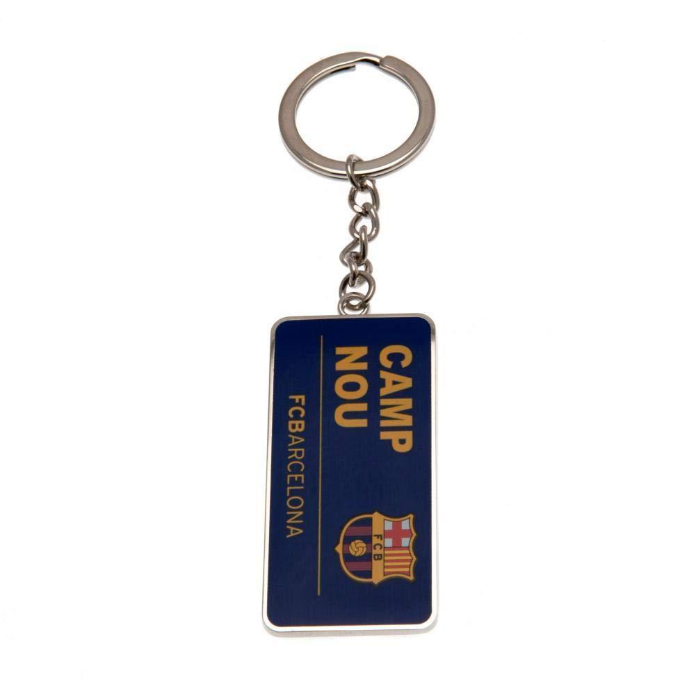 FCB FC Barcelona - Llavero (Talla Única) (Azul): Amazon.es ...