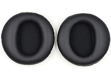 YDYBZB repuesto almohadillas almohadillas cojín para Sony Pulse Elite PS3 inalámbrico estéreo cechya-0085 auriculares: Amazon.es: Electrónica