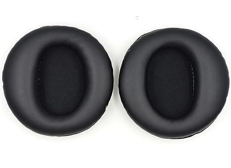 YDYBZB repuesto almohadillas almohadillas cojín para Sony Pulse Elite PS3 inalámbrico estéreo cechya-0085 auriculares