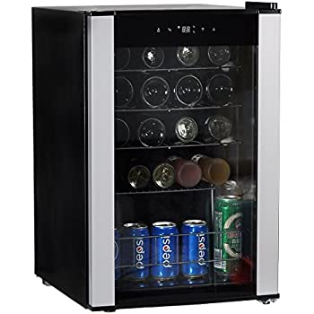 Amazon Com Smeta Under Counter Wine Beverage Cooler