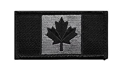 bff825c87 Tactical Canadian Flag Patch with Hook Loop Backing  Amazon.ca  Home ...