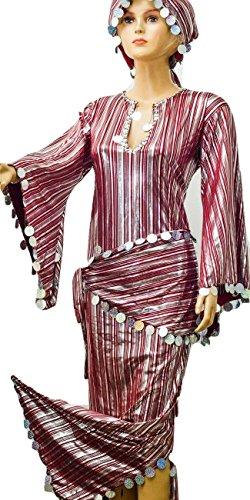 Buy belly dance saidi dress - 7