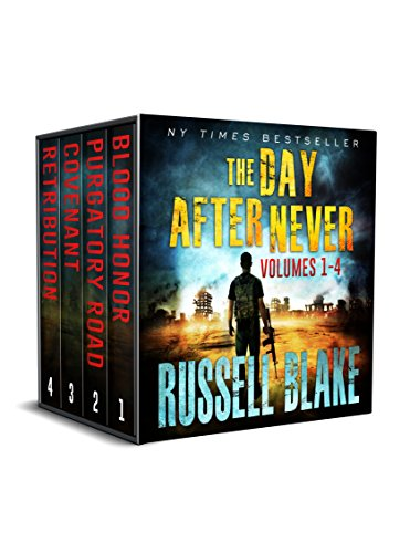 The Day After Never Bundle (First 4 ()