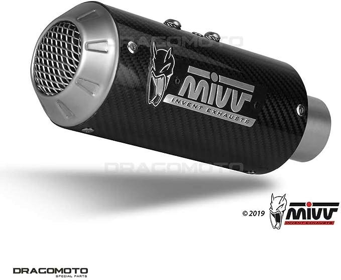 Z900 Auspuff Mivv Mk3 2017 Carbon Auto