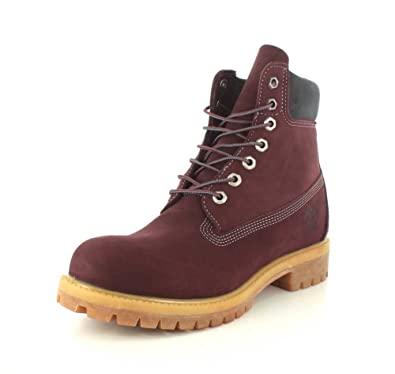 40bccbee1b Amazon.com | Timberland Mens 6-Inch Premium Waterproof Dark Port Boot - 8 |  Boots