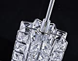 SHUPREGU 1-light pendant lighting, Crystal mini