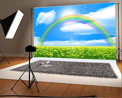 Rainbow Background - 1