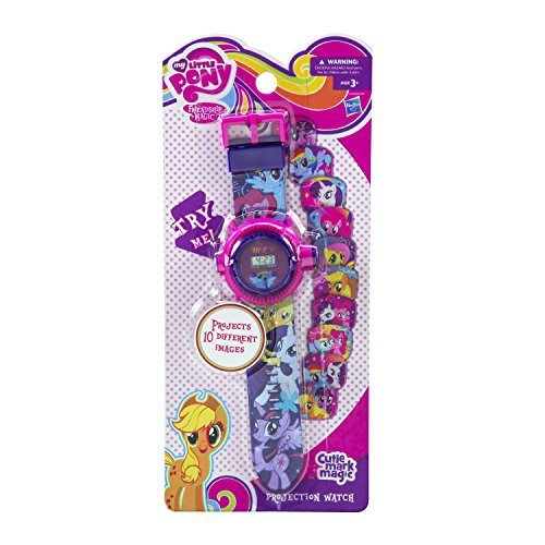 My Little Pony Equestria Girls Projection Watch - Pony Watch