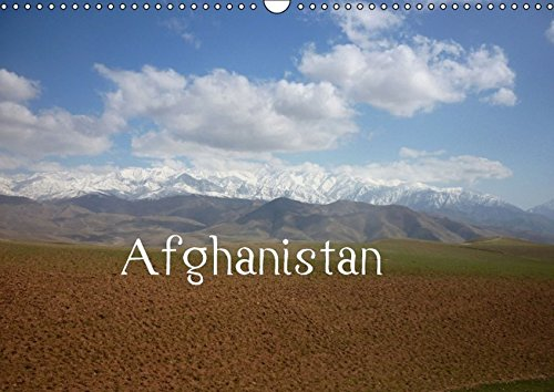 Afghanistan (Wandkalender 2016 DIN A3 quer): Kalender mit Landschaftsaufnahmen und Menschen aus Afghanistan (Monatskalender, 14 Seiten ) (CALVENDO Natur)