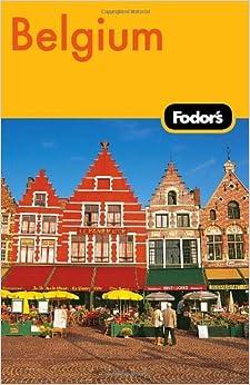 Book Fodor's Belgium, 4th Edition