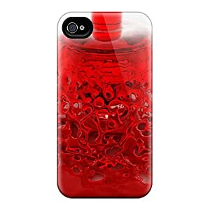 Premium Case For Iphone 4/4s- Eco Package - Retail Packaging - VidPlZl1732uxNkQ
