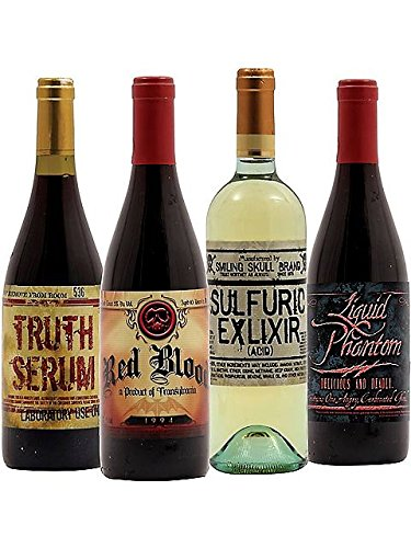 Halloween 1 Slapsticker Bulk Decoration (Wine Bottles Halloween Decorations)