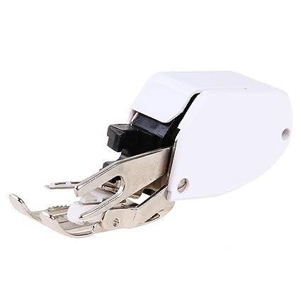 demiawaking 5 mm senderismo pie con colcha guía para uso doméstico máquina de coser pie prensatelas