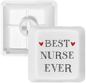 DIYthinker La Mejor Enfermera Teclas Pbt Jamás Citar ...