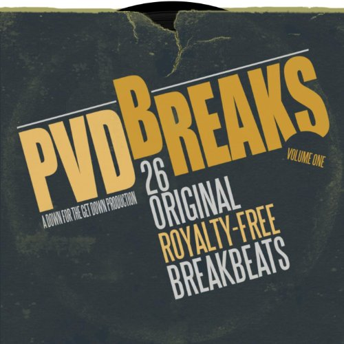 PVD Breaks, Vol. 1. [Explicit]